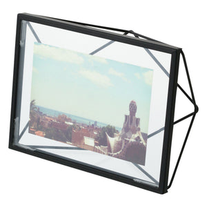 MULTI Glass Frame 1 Black - weare-francfranc
