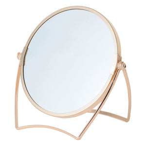 ORIANA Stand Mirror Gold - weare-francfranc