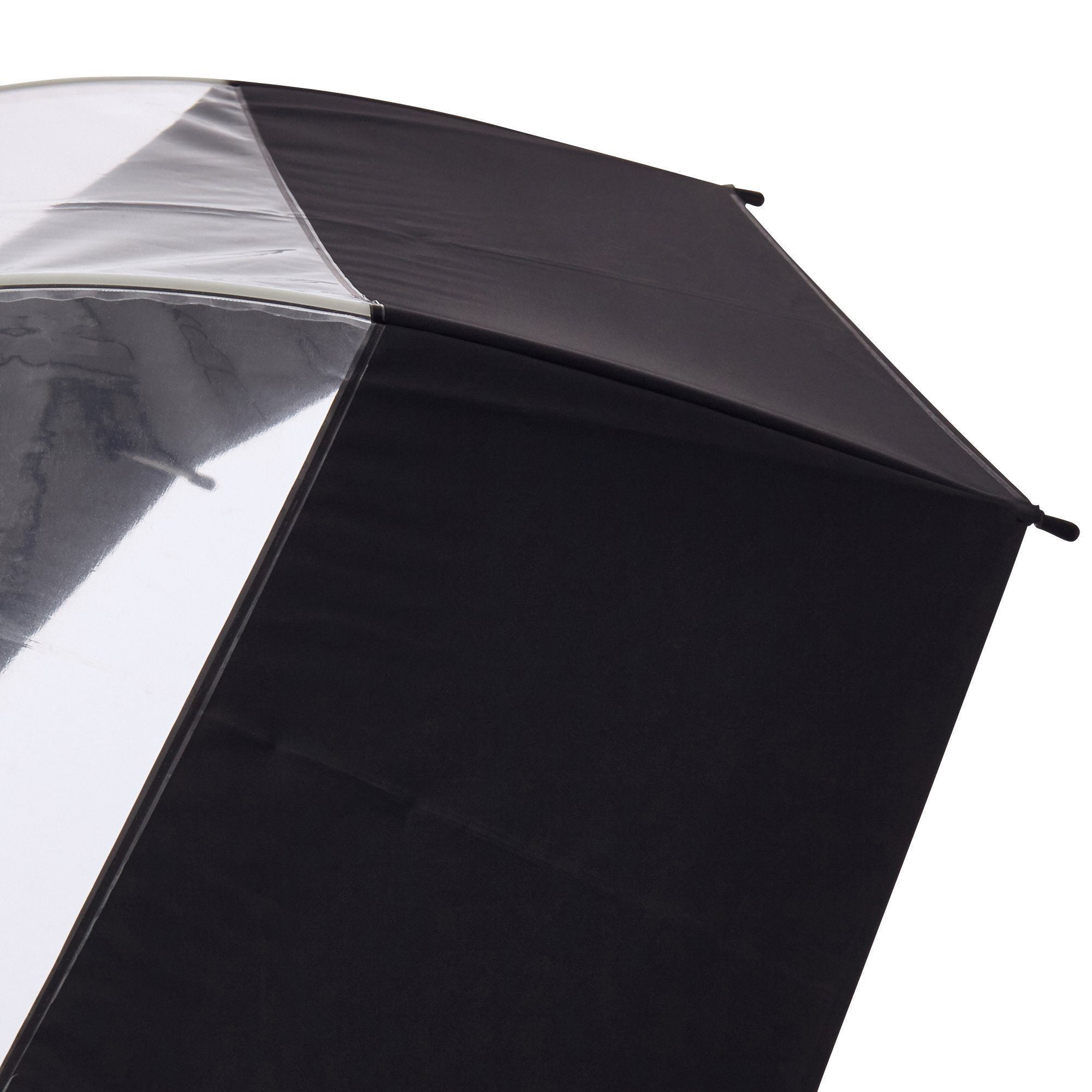 PLUIE Plastic Umbrella Black - weare-francfranc