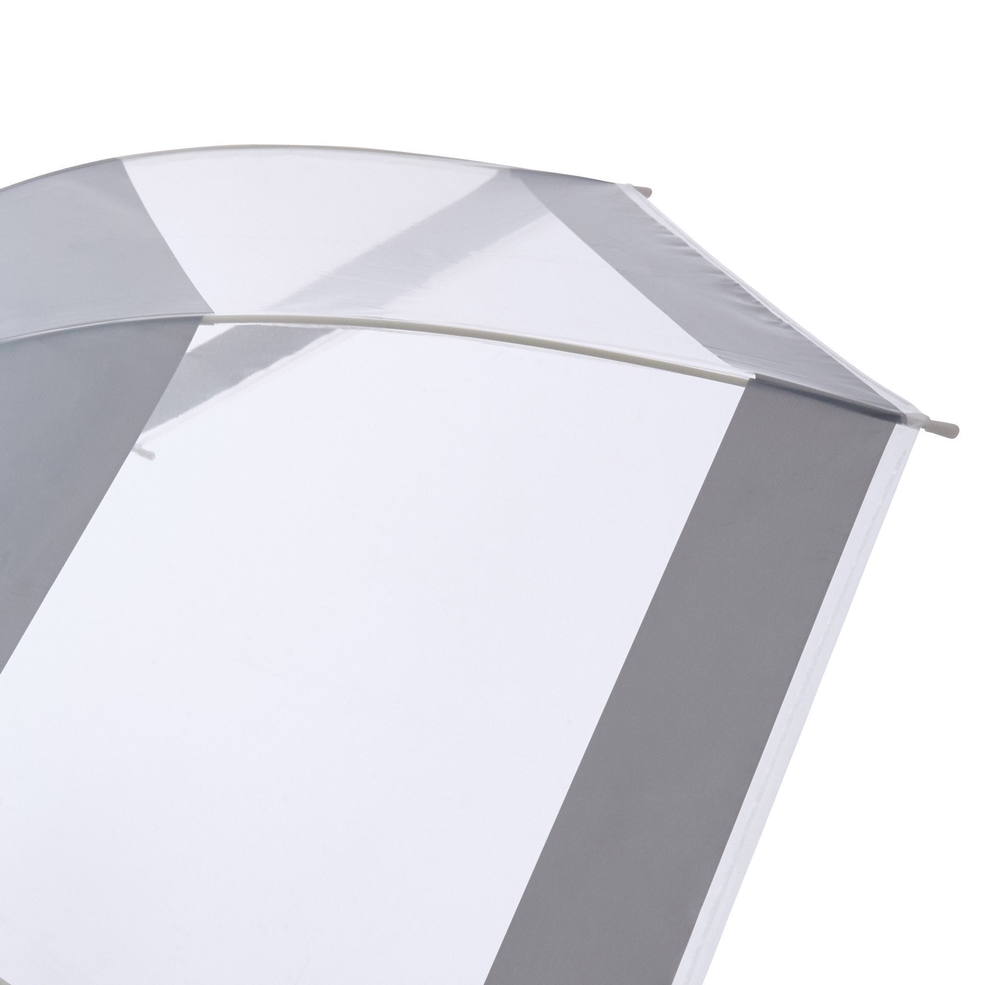 PLUIE Plastic Umbrella grey - weare-francfranc