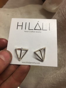 Prism earrings