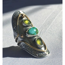 Load image into Gallery viewer, Boho Saddle Ring