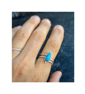 Classic Turquoise Ring II