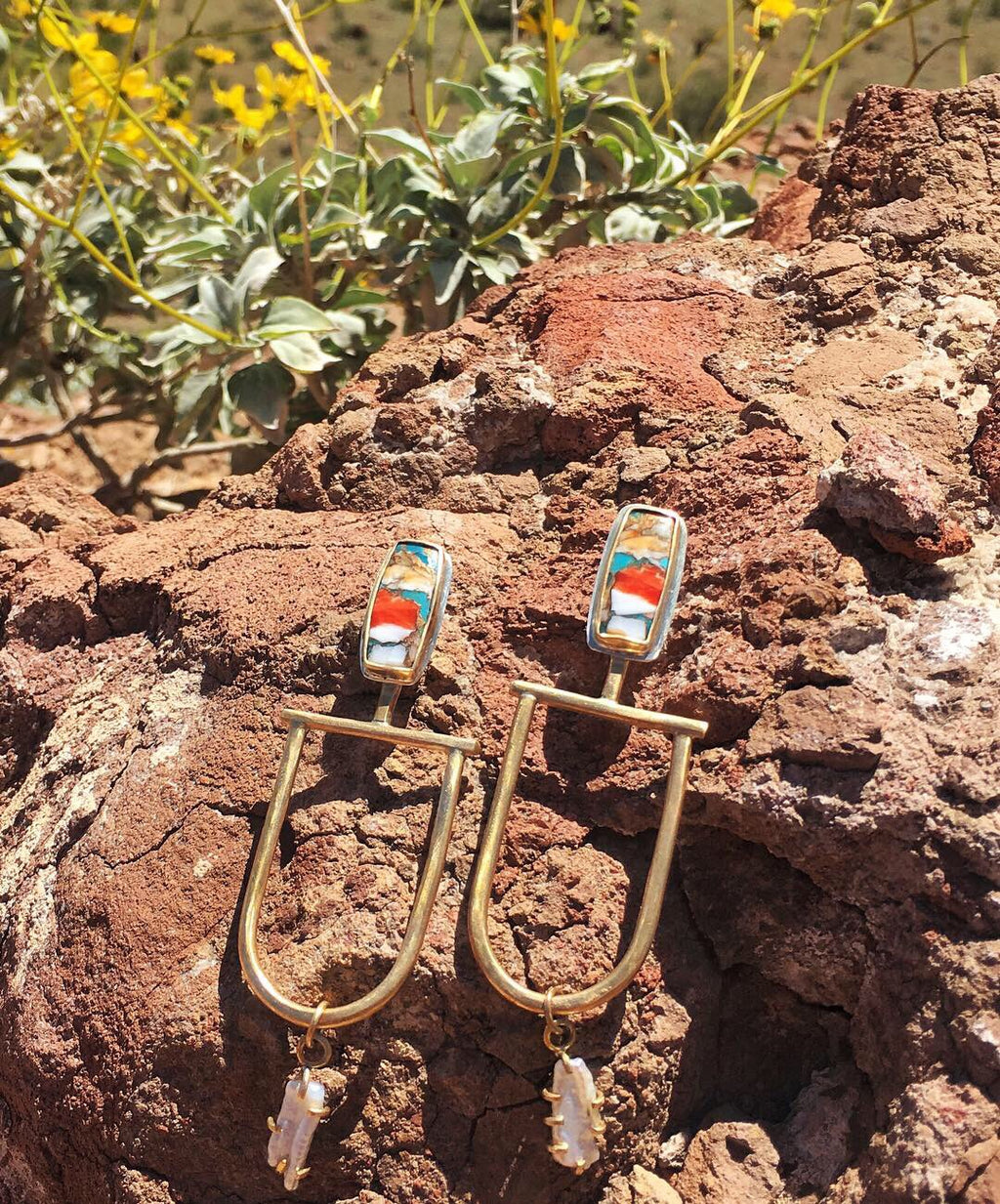 Tierra y Mar Earrings