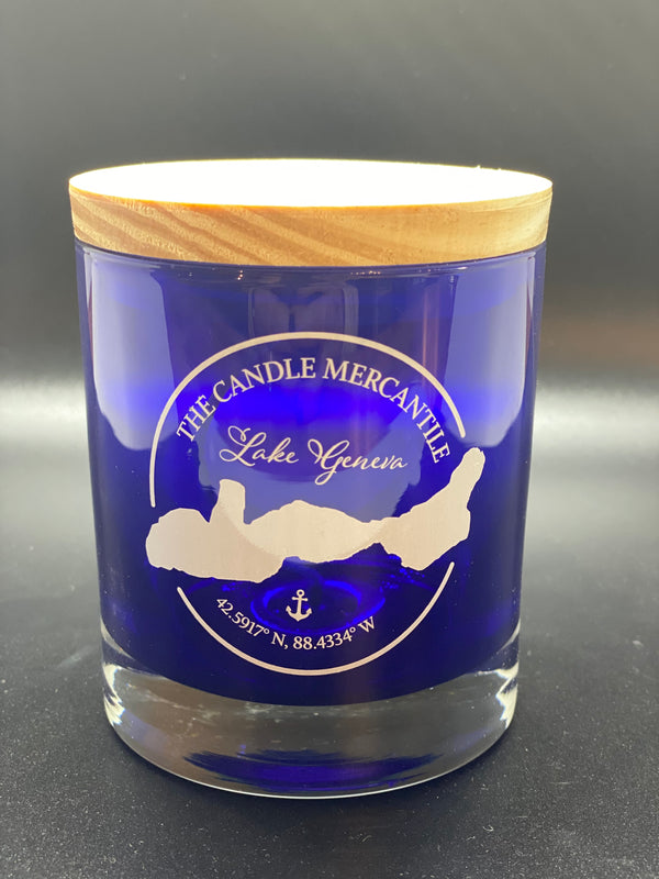 Lake Geneva Candle