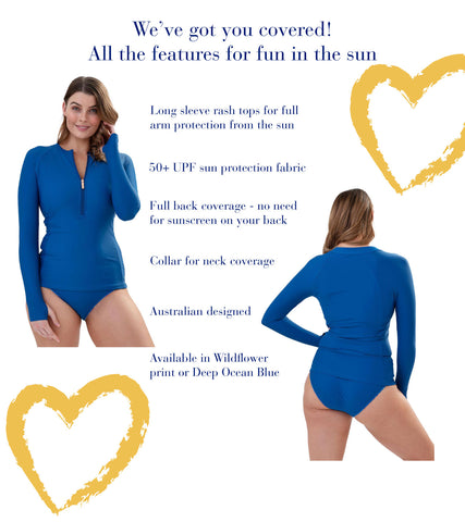 sun protection features