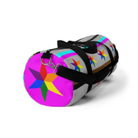 Chicago pride flag Duffle Bag