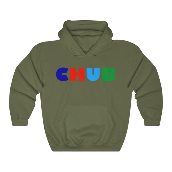 CHUB Unisex Heavy Blend™ Hooded Sweatshirt