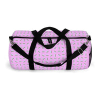 pink chicago pride flag minis Duffel Bag