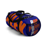 custom pup Duffle Bag alex dolan