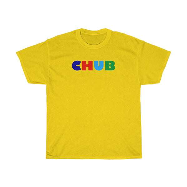 CHUB Unisex Heavy Cotton Tee