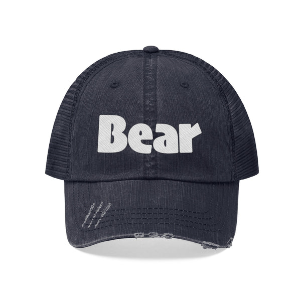 BEAR Unisex Trucker Hat