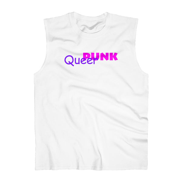 queer punk Men's Ultra Cotton Sleeveless Tank