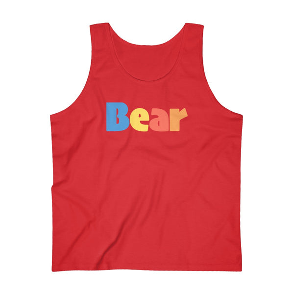 BEAR Men's Ultra Cotton Tank Top