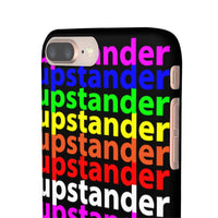 upstander snap phone case matte or gloss available for most phones!