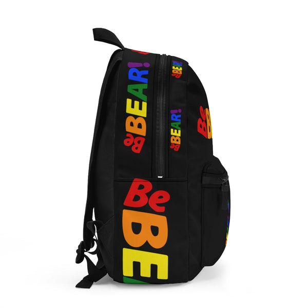 Be BEAR! Backpack (Made in USA)