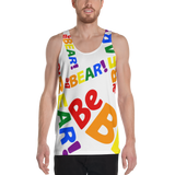 Be BEAR! all gender Tank Top