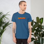 upstander pride all gender T-Shirt be upstander! rainbow print!
