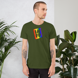 INFP all gender T-Shirt rainbow dream cube