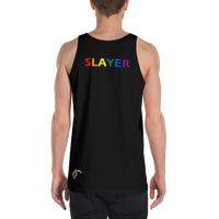 slayer all over print Tank Top