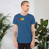 Be BEAR! all gender T-Shirt Rainbow print