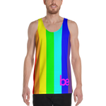 be you all over print tank top