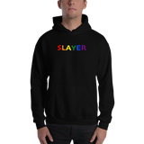 custom Slayer Hooded Sweatshirt