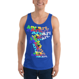 life is art. be art. be you. all gender Tank Top