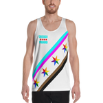 Chicago Proud all gender Tank Top Chicago Pride Collection