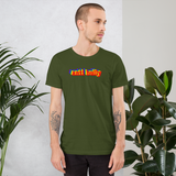 anti bully pride all gender T-Shirt be anti bully! rainbow print.