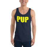 pup nugget custom tank pup front Tank Top