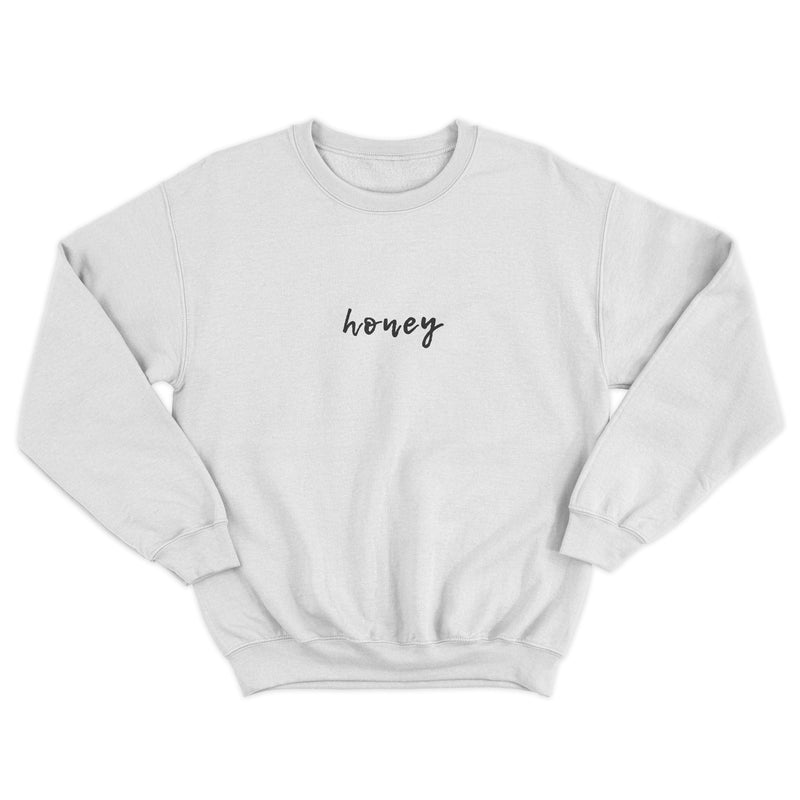 Honey Crewneck