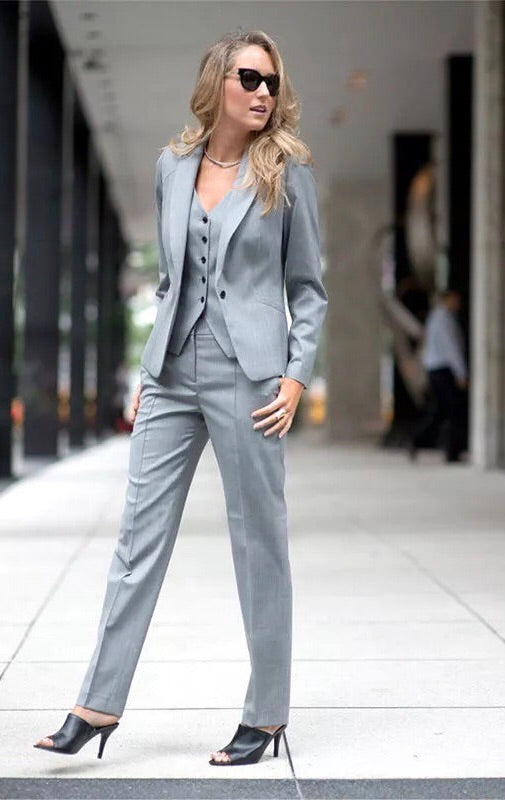 The Dr. Judy Sakaki Suit