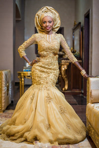 The Bishop Vashti Murphy McKenzie Gown