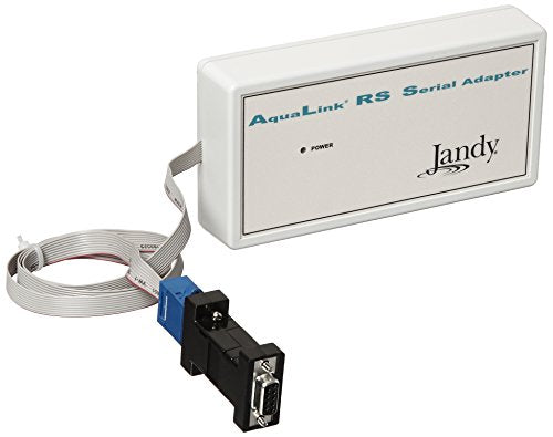 Zodiac 7620 Home Automation Interface Generic Serial Adapter Replacement for Zodiac Jandy AquaLink RS Pool and Spa Control System
