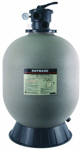 Hayward W3S244TC Pro Series Top-Mount 24-Inch Sand Filter with 1-1/2-Inch Vari-Flo Valve for In-Ground Pools