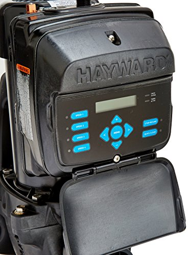 Hayward SP23115VSP MaxFlo VS 0.85 HP Variable-Speed Pool Pump, Energy Star Certified