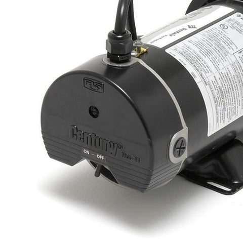 Pentair 347997 OptiFlo Vertical Discharge Aboveground Pool Pump with CSA and 25-Feet Cord, 1 HP - K&J Leisure