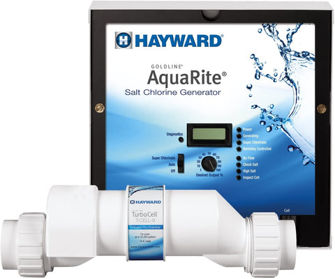 Hayward AQR9CUL 25,000 Gallon Salt Water Pool Chlorine Generator