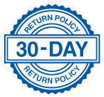 Image of 30 Day Returns Guarantee