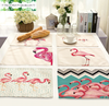 Set De Table Flamant Rose