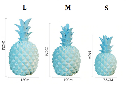 Statue Ananas | Decoration-Tropicale.com