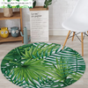 Tapis Rond Tropical