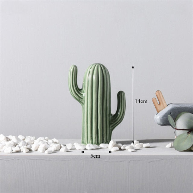 Cactus Céramique | Decoration-tropicale.com