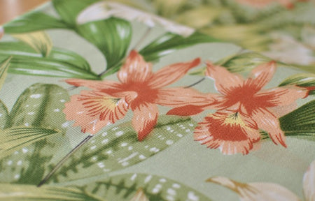 Chemin De Table Fleur | Decoration-Tropicale.com