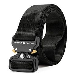 Display the High Quality Tactical Belt