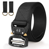 Fairwin Tactical Belt, 1.5 Inch Military Belt for Concerled Carry Tactical Belt for Men