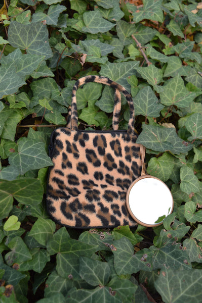 Mini Cheetah Purse