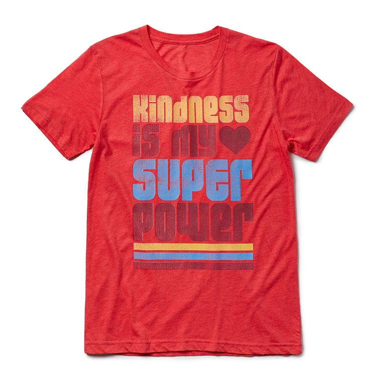 Kindness is my Super Power Tee (Men) Tee Shirt Higher Vibes Apparel