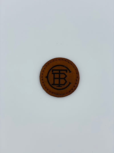 Leather Ball Marker